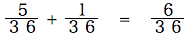 spi非言語 確率基礎 基礎例題 5/36+1/36=6/36