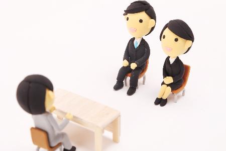 spi非言語対策教室 就職活動の道しるべ 就職活動どう進める? 面接画像